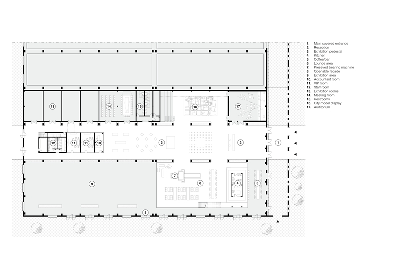 Superimpose Factory Re-veil 003 Groundfloor Plan