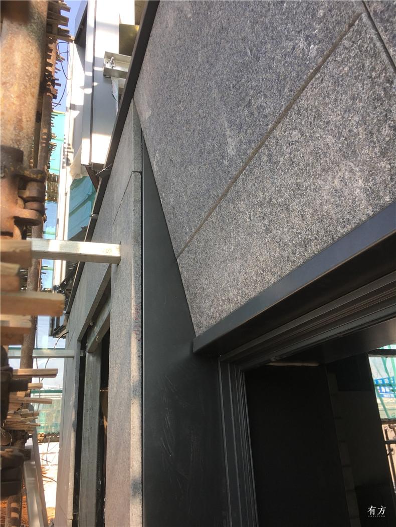 上海张江中区办公园3-施工样板