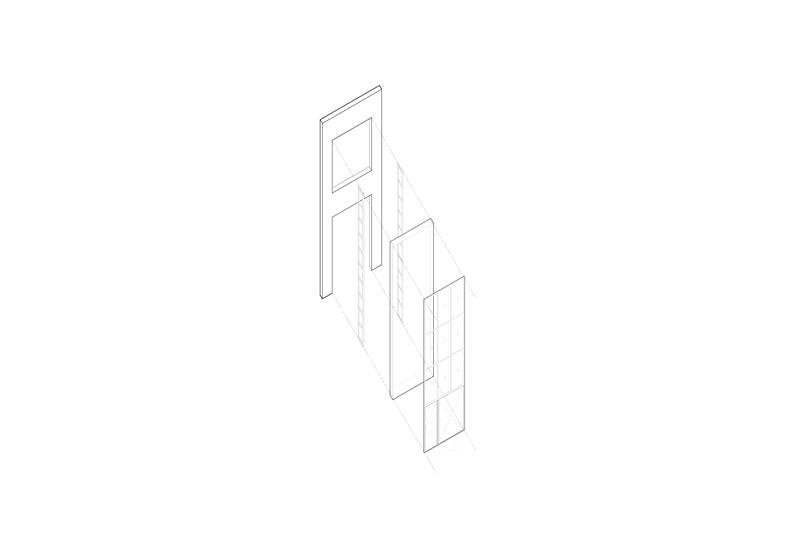 Superimpose Factory Re-veil 009 Window Detail