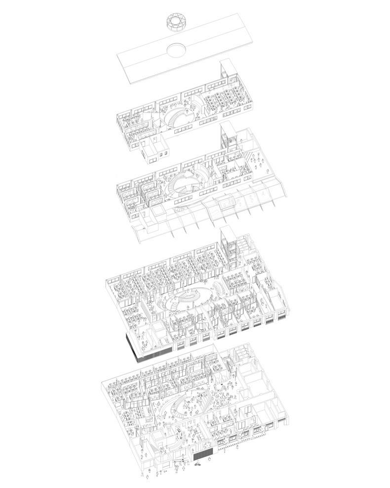 Mendela drawings