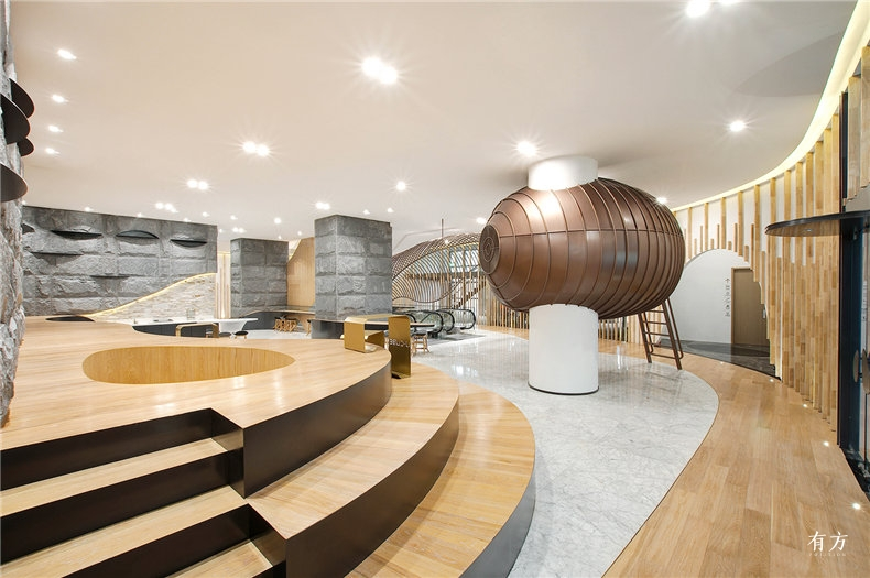 U-CUBE-上海共享办公空间-有方空间1