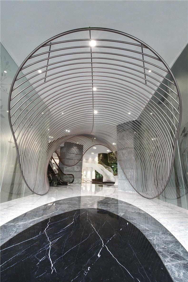 U CUBE 上海共享办公空间 有方空间13