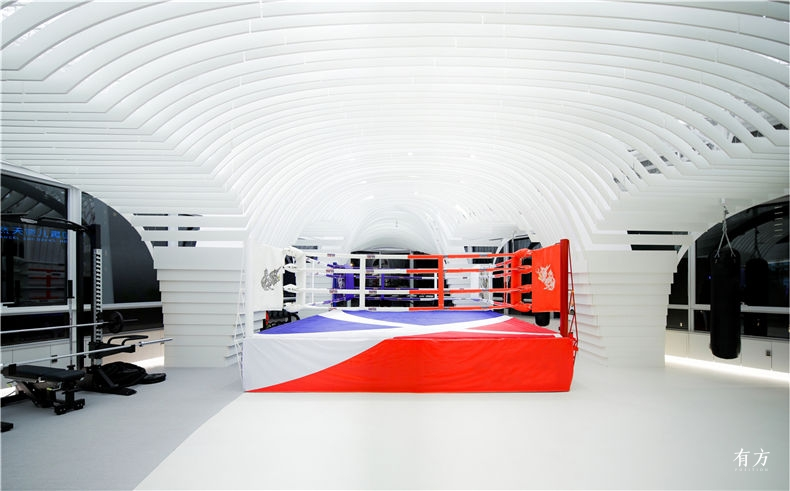 BWAO Muay Thai Space 1