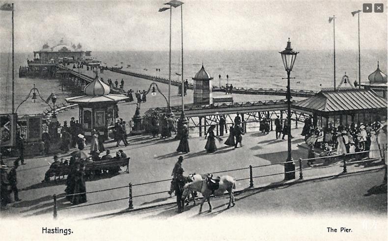 西斯廷码头04 1910年代