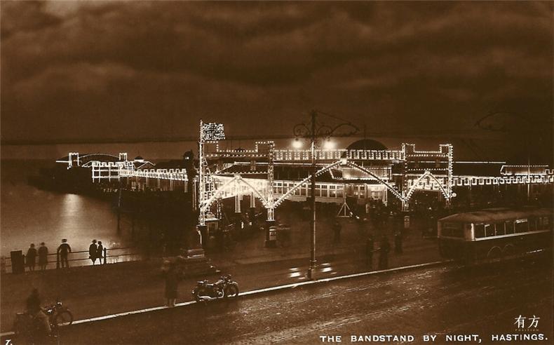 西斯廷码头04 1920-1930年代-1