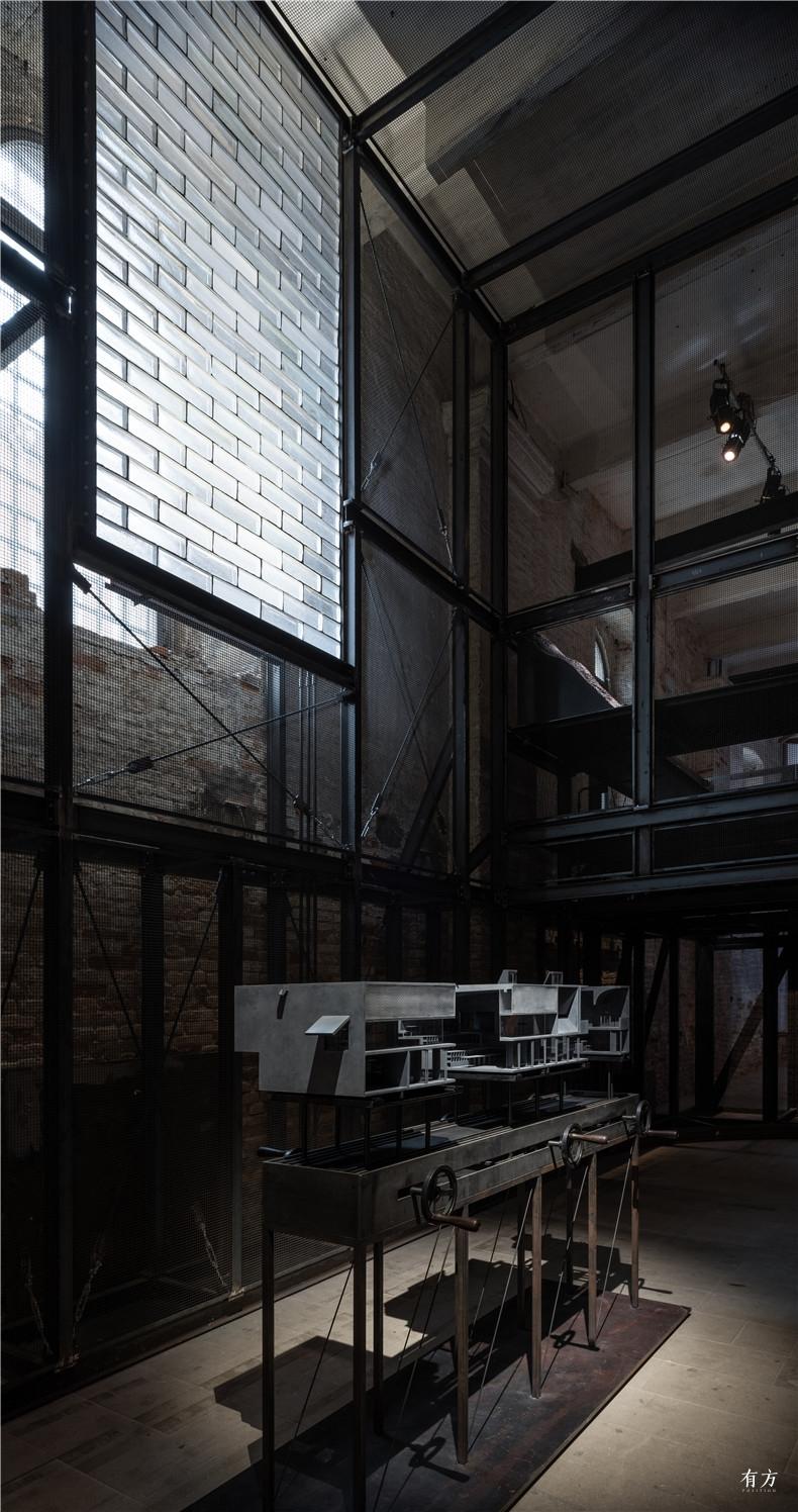 007内部空间及互动模型 Interior Space and Interactive Model