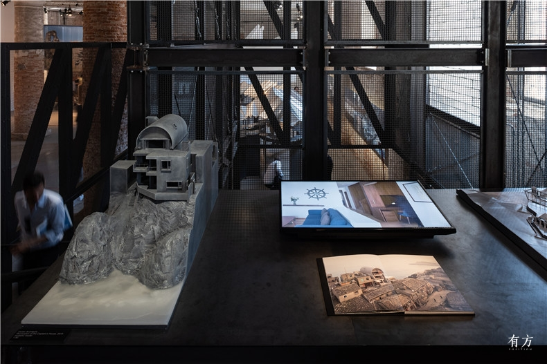 12二层展览 船长之家Upper Level Floor Exhibits Renovation of the Captains House