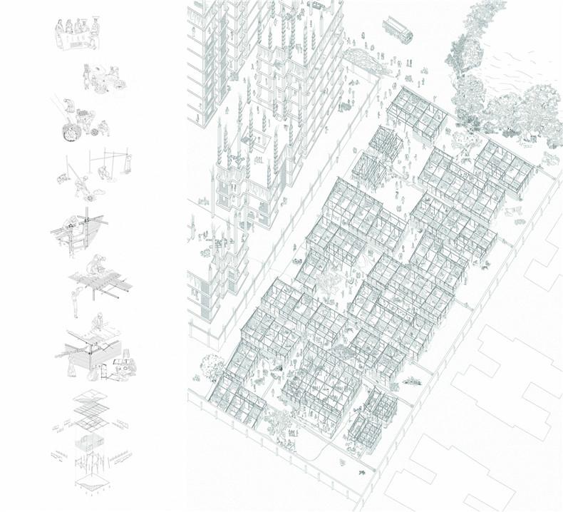 Archiprix 建筑毕业设计 13