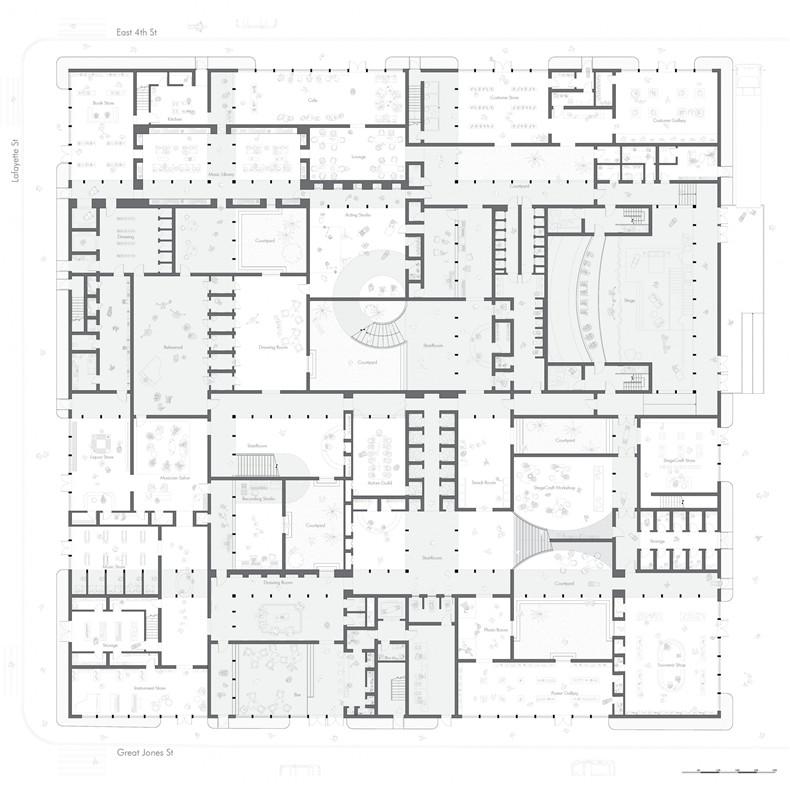 Archiprix 建筑毕业设计 36