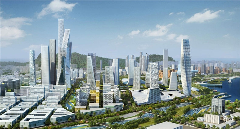 QIANHAI WATER CITY 3