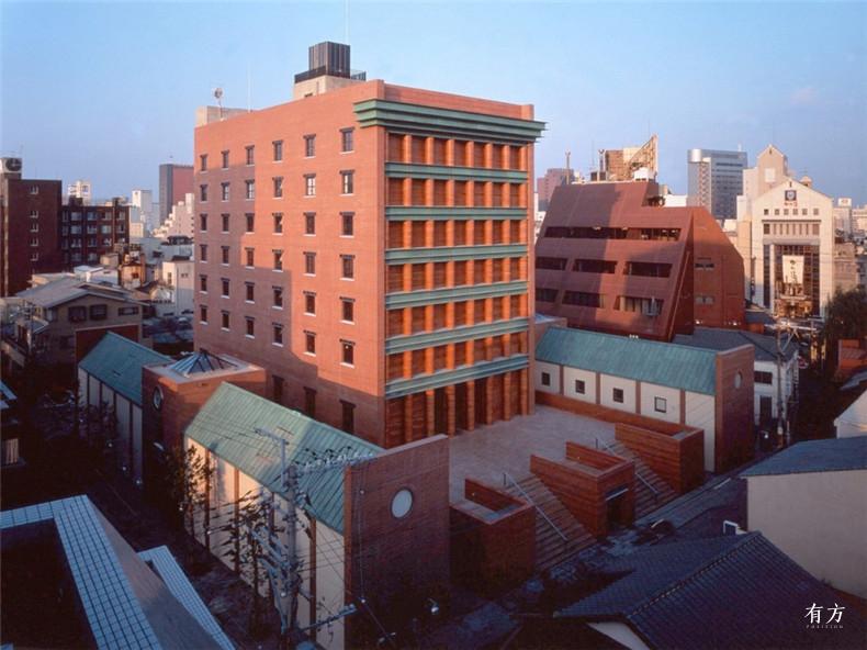 00-建筑地图日本旅馆14