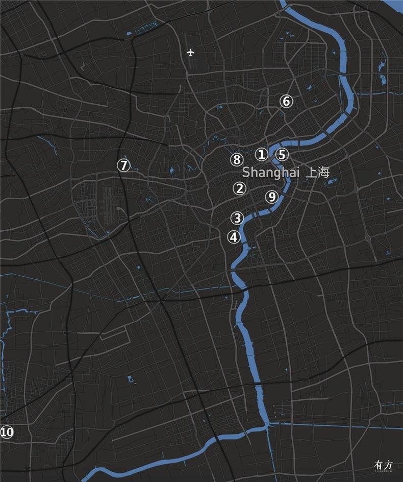1上海建筑地图01