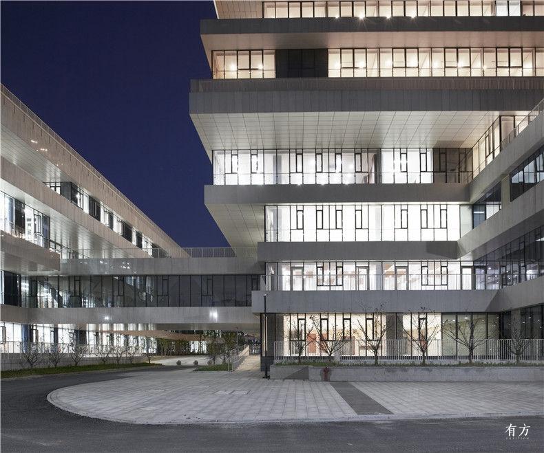 杭州师范大学仓前校区 维思平设计10