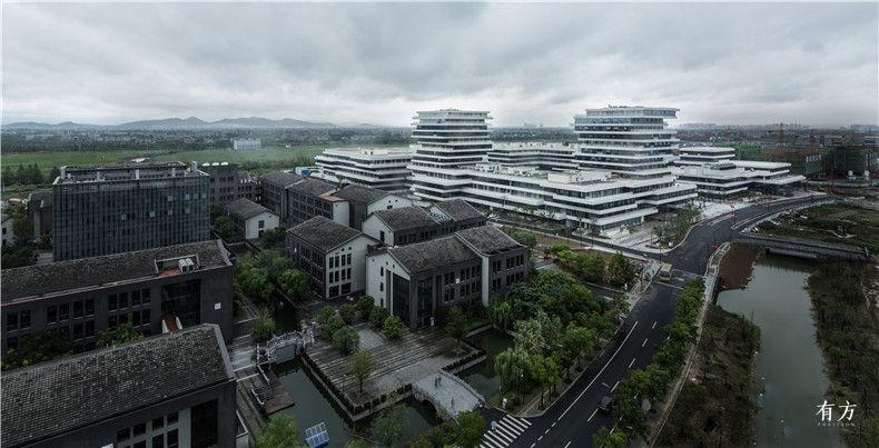 杭州师范大学仓前校区 维思平设计15