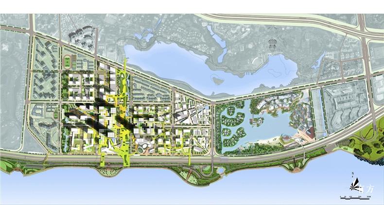 03超总城市设计总图