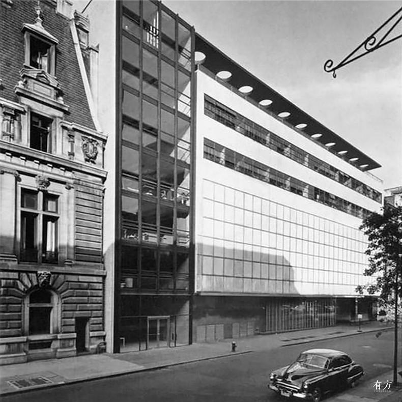 history of MoMA 12