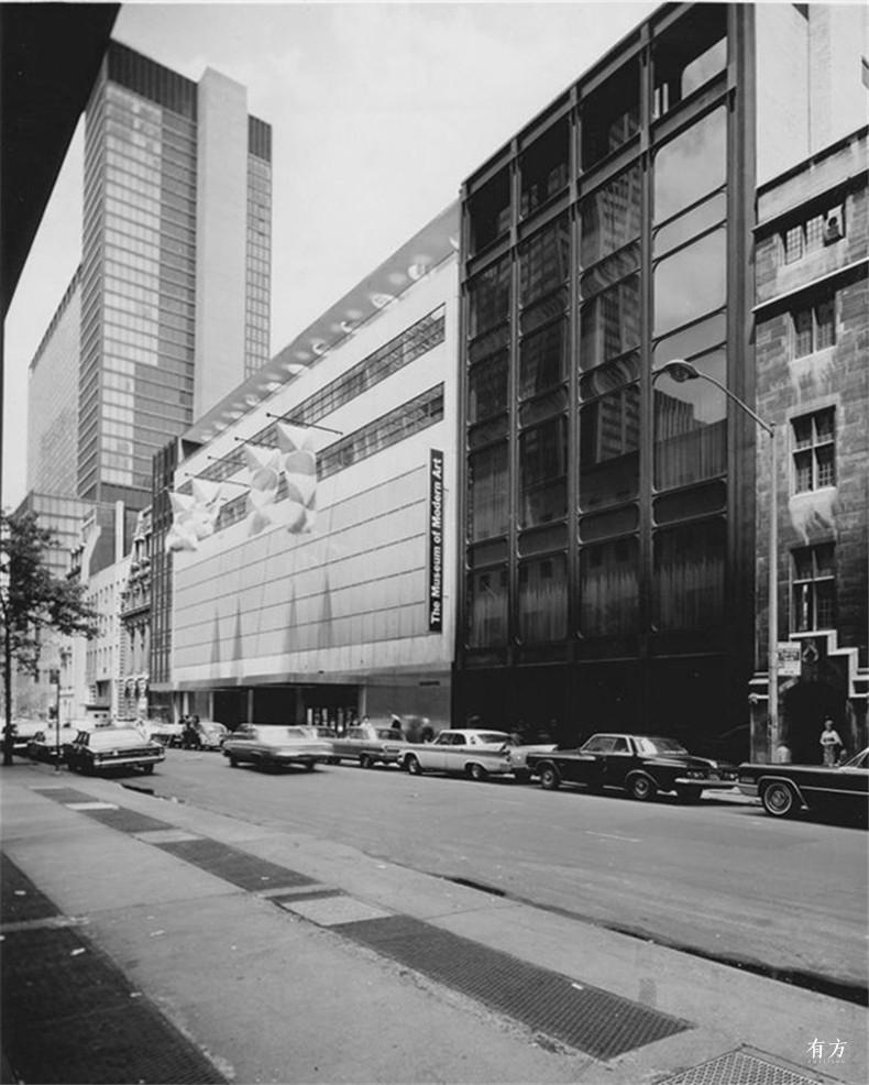 history of MoMA 15