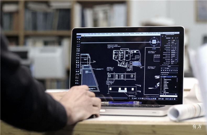 对辅助设计软件的过渡依赖