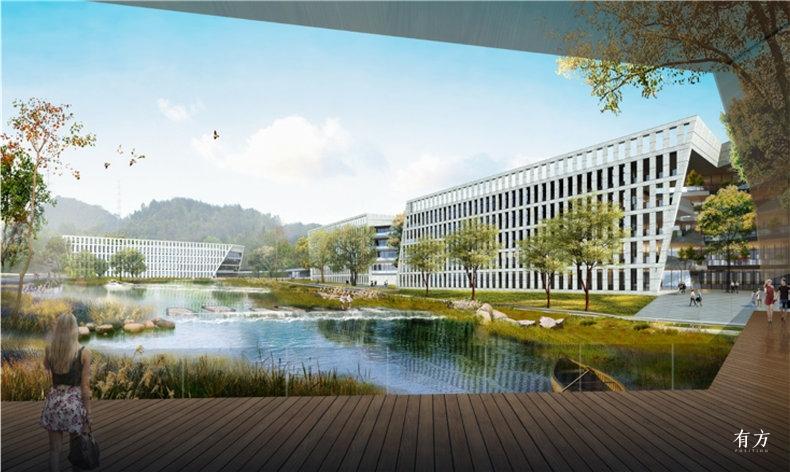 东意建筑 广州网易智慧谷项目