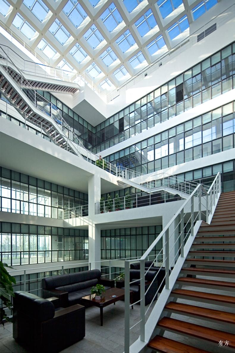 03广州市南沙发展电力大厦办公楼