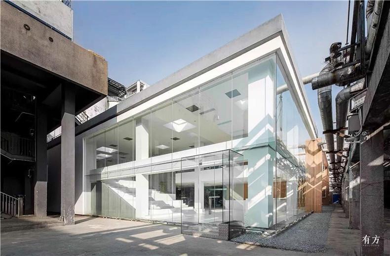 众创建筑设计工作室1 澜创空间改造