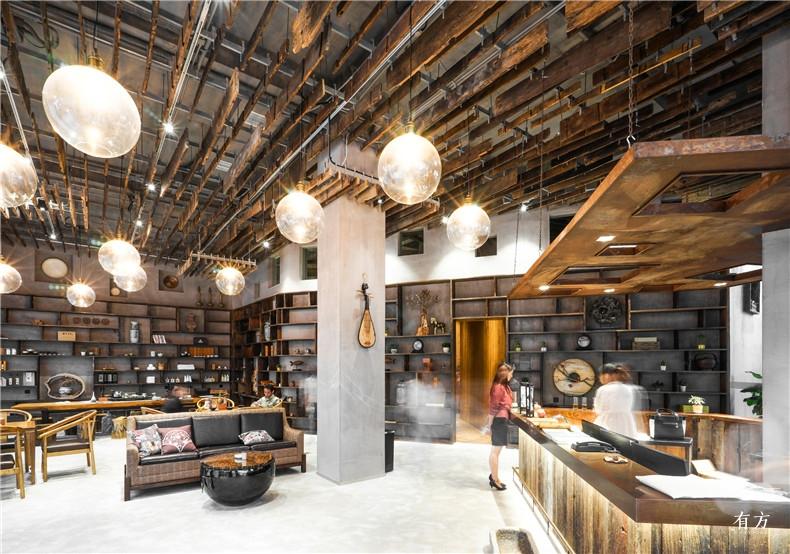 众创建筑设计工作室3 故湘民宿