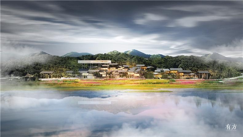 众创建筑设计工作室5 百花湖森林公园村落改造