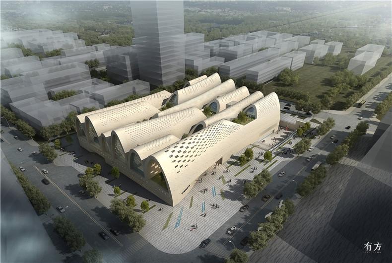 众创建筑设计工作室8 宁夏美术馆
