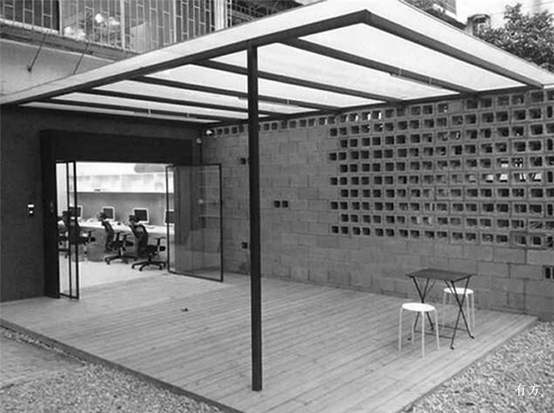 众创建筑设计工作室 工作环境1