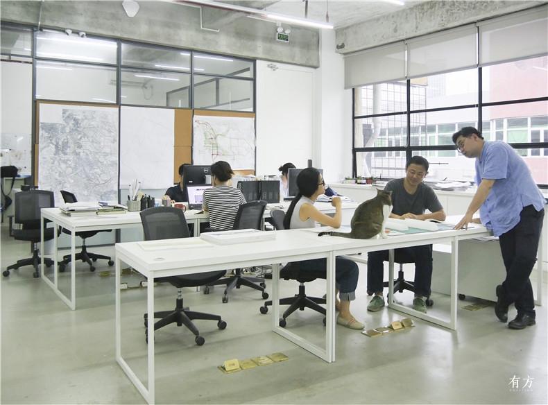 朱涛工作室01 工作环境