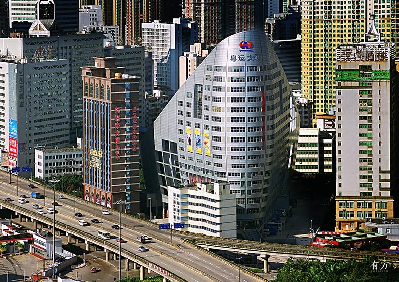 朱涛工作室06 深圳文锦渡长途汽车站综合大楼