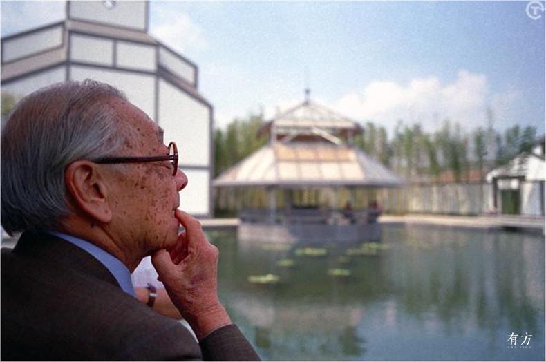 100张照片回顾贝聿铭的100岁人生01