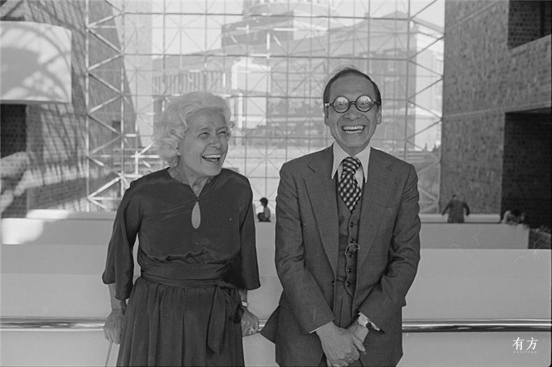 100张照片回顾贝聿铭的100岁人生25