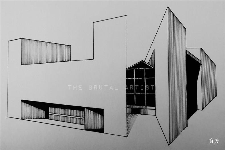 100张照片回顾贝聿铭的100岁人生34 国家美术馆东馆1978年