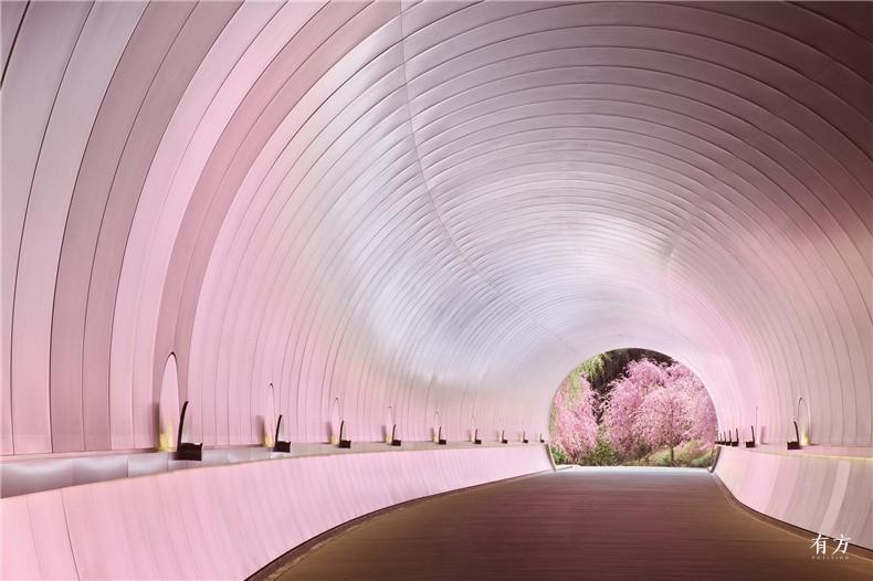 100张照片回顾贝聿铭的100岁人生65 日本美秀博物馆1996-1997年