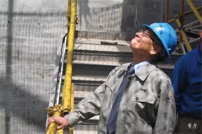 100张照片回顾贝聿铭的100岁人生77 贝聿铭在苏州