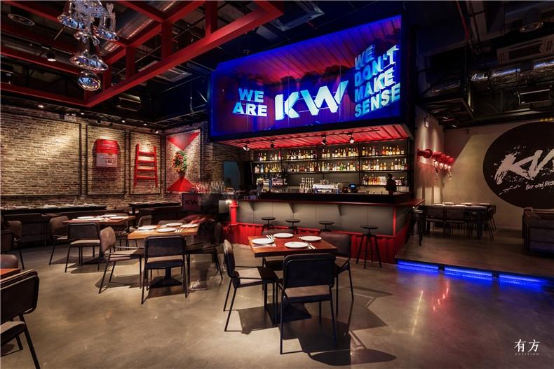 边界实验工作室05 KW Pizza Restaurant佛山顺德