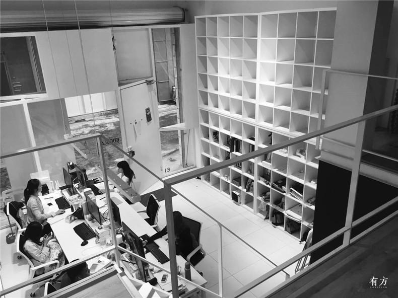 边界实验工作室10 工作环境