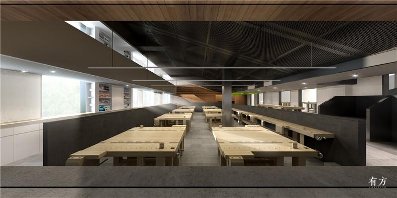 久舍营造09 M.Y.Lab木艺实验室上海店空间设计即将完工