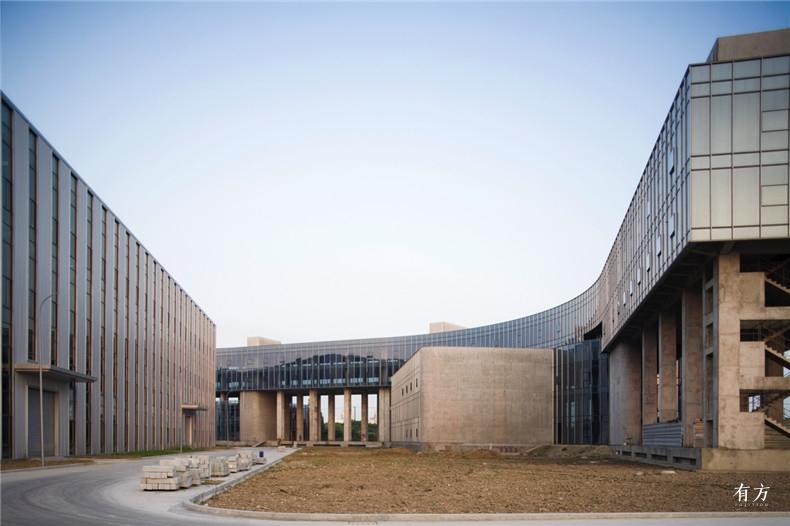 集合设计作品03 上海青浦弘大工业园区厂房与办公建筑