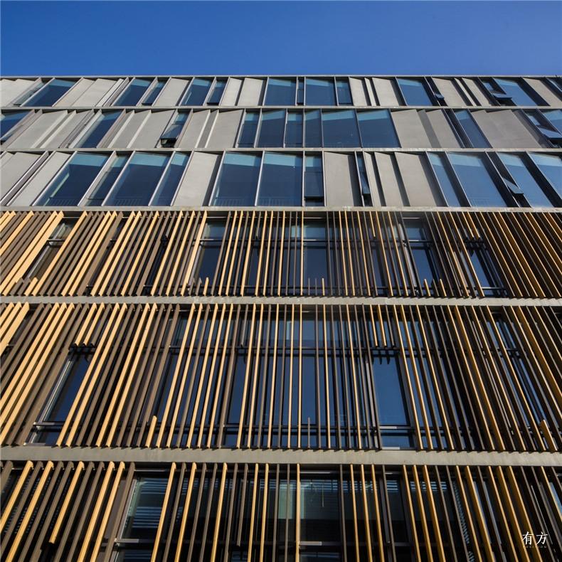 集合设计作品05 南京紫金红枫科创园A1地块建筑设计
