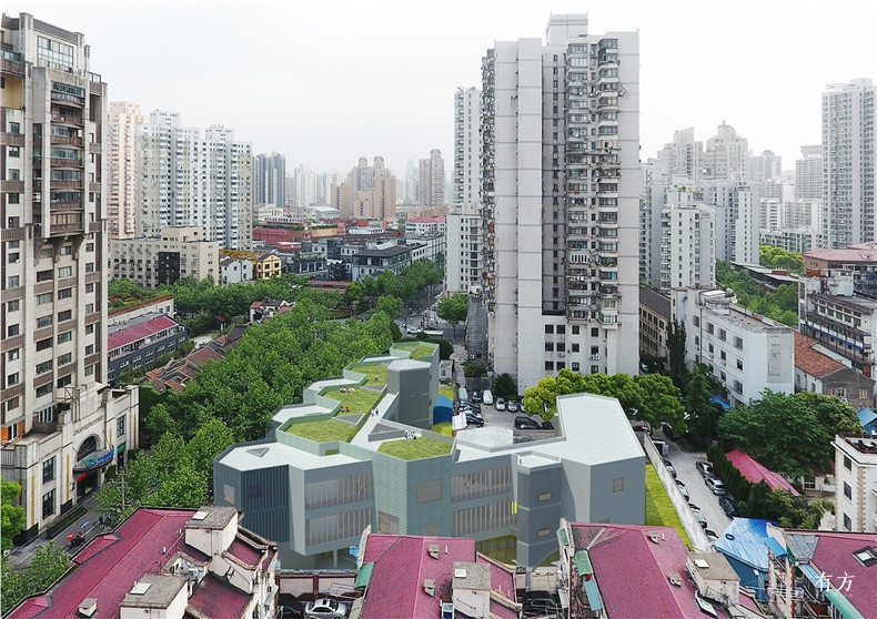 4 上海市静安区余姚路幼儿园国际方案征集中标项目