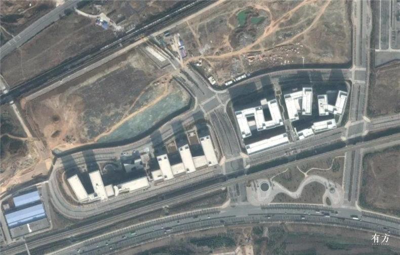 南京紫金红枫科创园城市设计