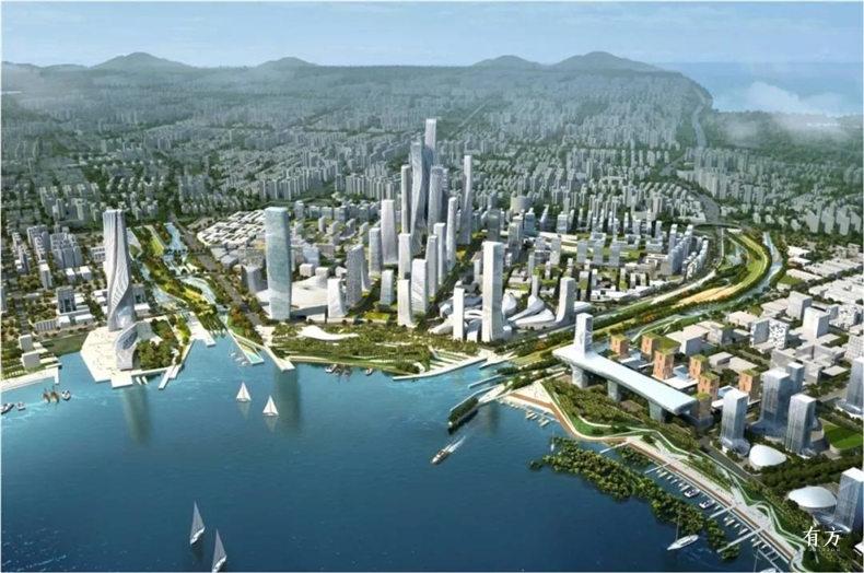 深圳前海启动区城市设计