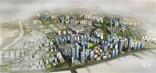 深圳市坂雪岗科技城城市设计国际咨询