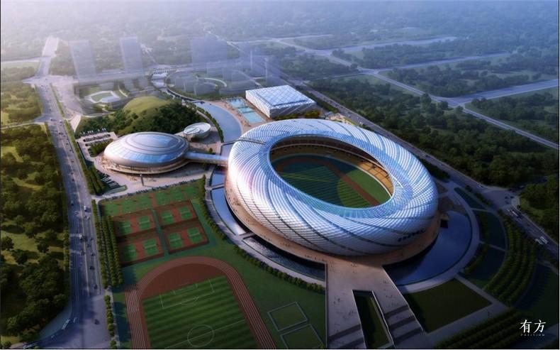 岳阳体育中心1