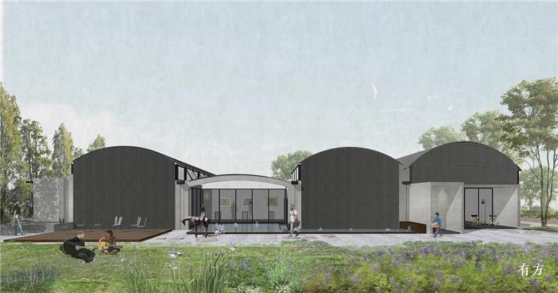 01-崇明西岸和集美术馆在建