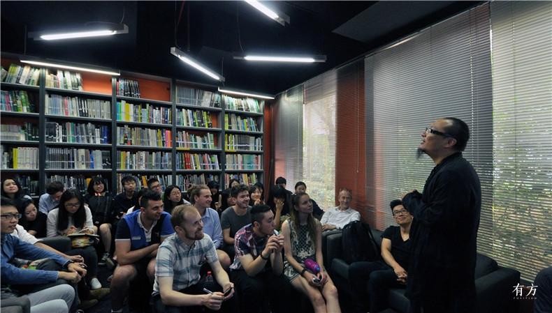 00 澳大利亚皇家墨尔本大学师生访广州土人活动照