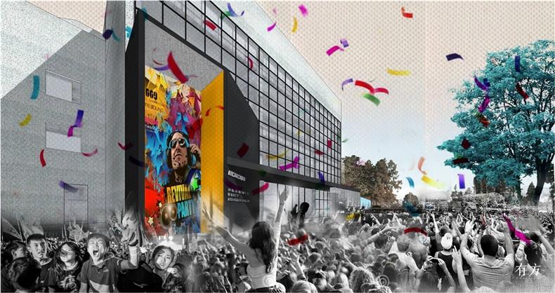 05-ABC文化产业园建筑改造在建