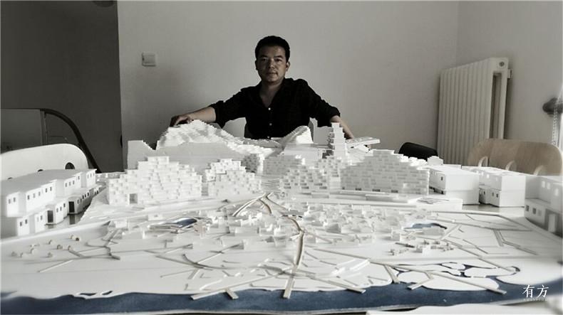大柳树村模型